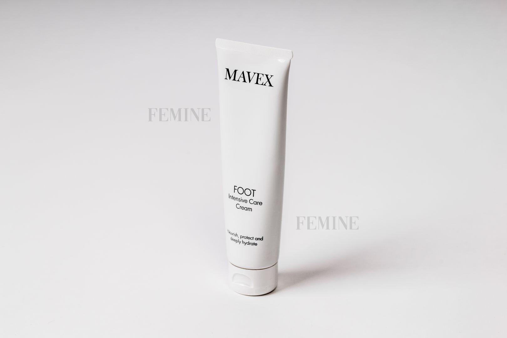Mavex krém na nohy Foot Intensive Care Cream 100ml