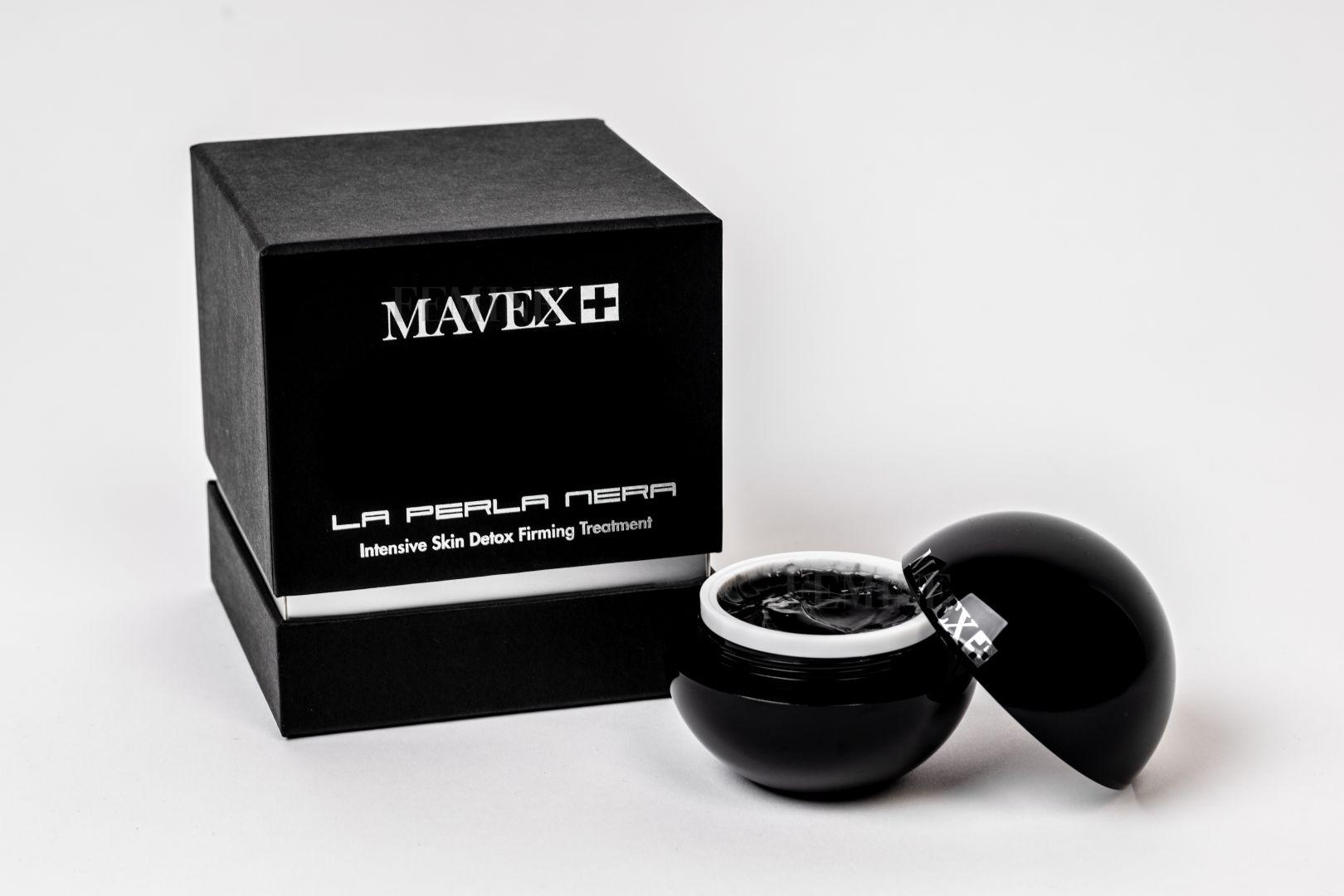 Mavex pleťový krém Intensive Skin Detox Firming Treatment 50ml