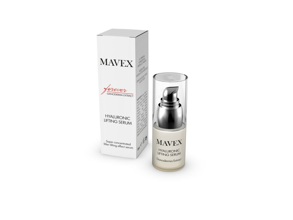Mavex pleťové sérum Hyaluronic Lifting Serum 15ml