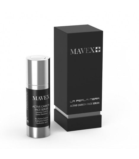 Mavex pleťové sérum Active Carbon Face Serum 20ml